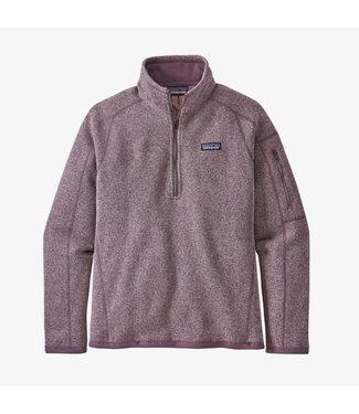 PATAGONIA Patagonia Women's 1/4 Zip Better Sweater