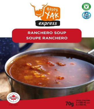 HAPPY YAK Happy Yak Ranchero Soup