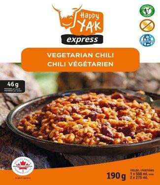 HAPPY YAK Happy Yak Vegetarian Chili