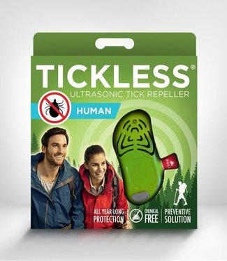 Tickless Human Chemical-Free Tick Repeller for Adults