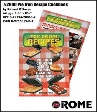Rome's Pie Iron Recipe Book