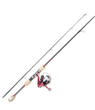 "Okuma Troutfire Spinning Rod Combo 6'6"" ML /2PC"