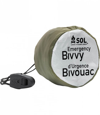 SOL- Survive Outdoors Longer S.O.L Emergency Bivy