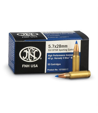 FN 5.7X28MM 40GR V-MAX