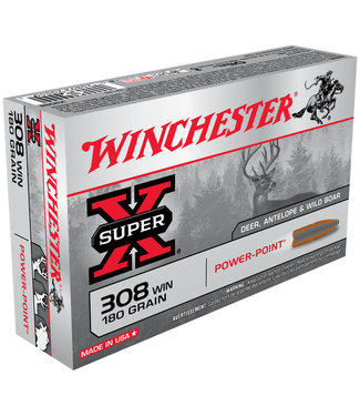 Winchester Super-X 308WIN 180GR PSP