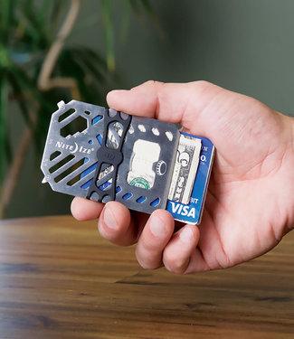 NITE IZE Nite Ize Financial Tool Multi Tool Wallet