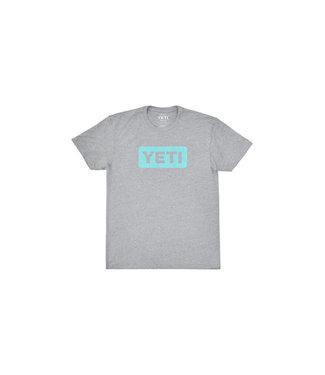 YETI Yeti Badge Logo T-Shirt