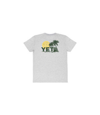 Yeti Surf Sunset Short Sleeve T-Shirt