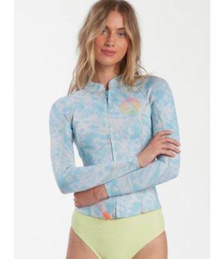 Billabong Womens Peeky Wetsuit Jacket