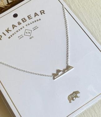 Pika & Bear Bankhead Mountain Range Earrings