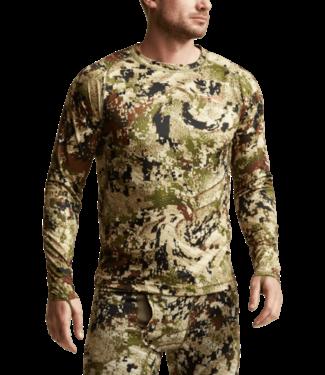 Sitka Men's Core Lightweight Long Sleeve Crew Shirt