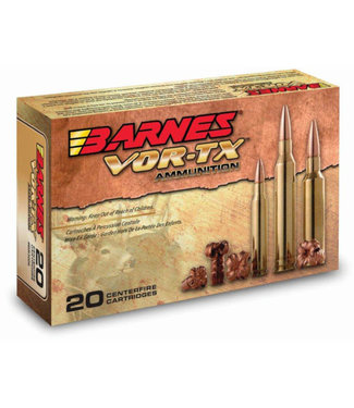 Barnes VOR-TX 308WIN 168GR TTSX BT