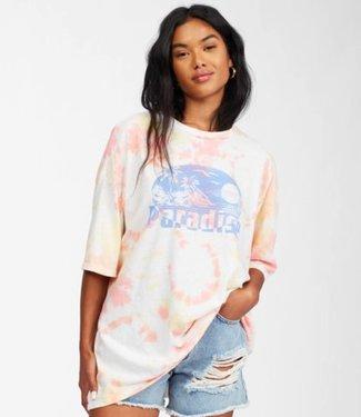 BILLABONG Billabong Women's Sun And Sea T-Shirt