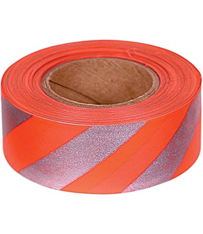 The Allen Company Reflective Flagging Tape - 150 Feet (45.7 Metres)