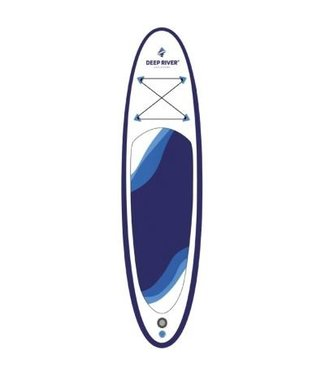 Deep River Adventure 11' Stand-Up Paddle Board Inflatable Kit