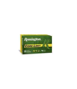 REMINGTON Remington Core-Lokt 30-30WIN 150GR PSP
