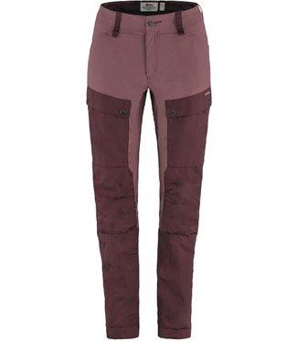 FJALLRAVEN Fjallraven Women's Curved Keb Trousers