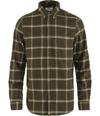 FJALLRAVEN Fjallraven Men's Ovik Comfort Flannel Shirt