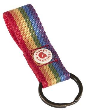 FJALLRAVEN Fjallraven Kanken Rainbow Key Ring