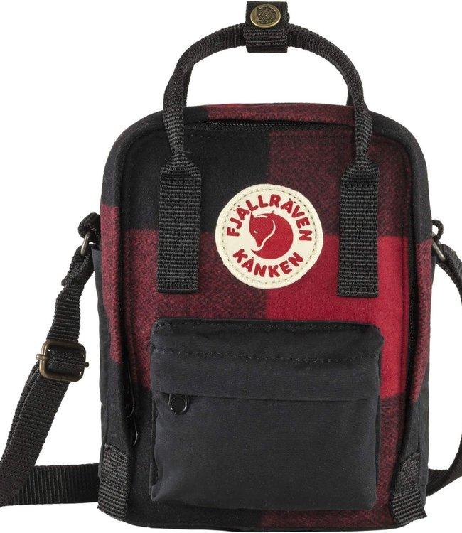 Fjallraven Kanken Re-Wool Sling Bag