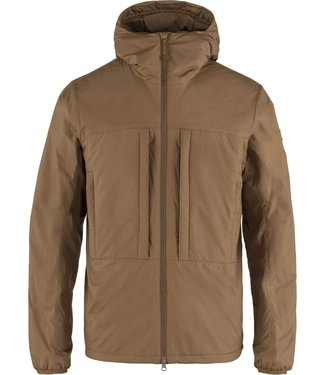 Fjallraven Men's Keb Wool Padded Jacket