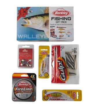 BERKLEY Berkley Walleye Fishing Gift Pack