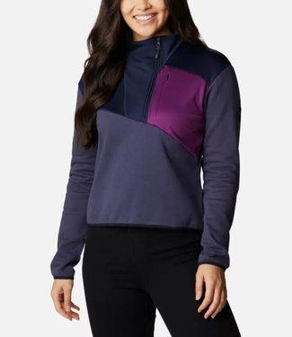 COLUMBIA Columbia Women's Lodge Hybrid Pullover Sweater