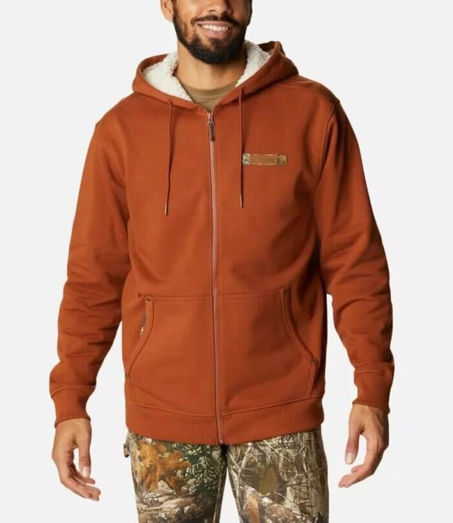 COLUMBIA Columbia Men's Roughtail Sherpa Lined Hoodie