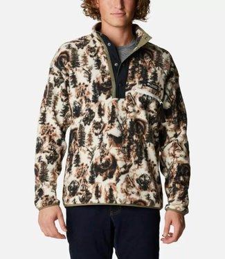 COLUMBIA Columbia Men's Helvetia Half Snap Fleece Sweater