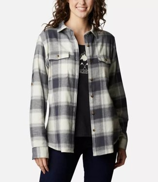 COLUMBIA Columbia Women's Pine Street Stretch Flannel Shirt