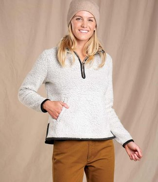 TOAD & CO Toad & Co Women's Telluride Sherpa Pullover Sweater