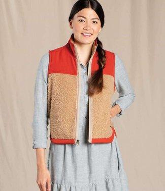 TOAD & CO Toad & Co Women's Sespe Sherpa Vest