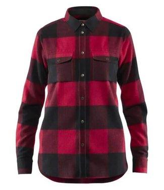 FJALLRAVEN Fjallraven Women's Canada Shirt Long Sleeve Shirt