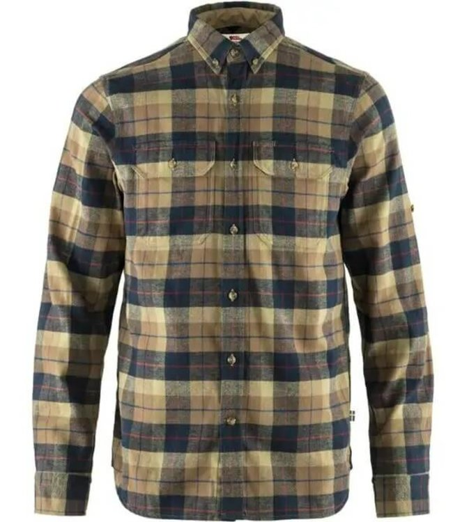 Fjallraven Men's Singi Heavy Flannel Shirt