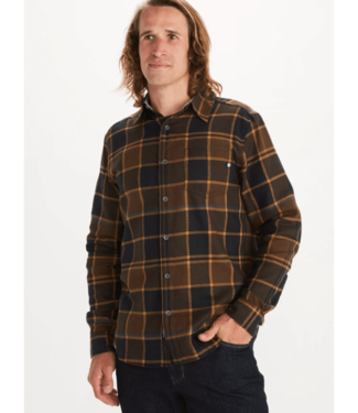 MARMOT Marmot Men's Fairfax Midweight Flannel Shirt