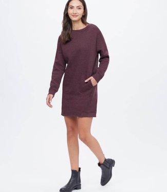 TENTREE Tentree Women's Fleece Crew Dress