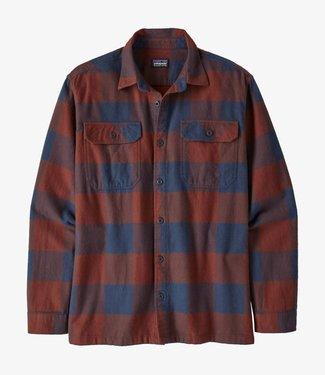 PATAGONIA Patagonia Men's Organic Cotton Midweight Fjord Flannel Shirt