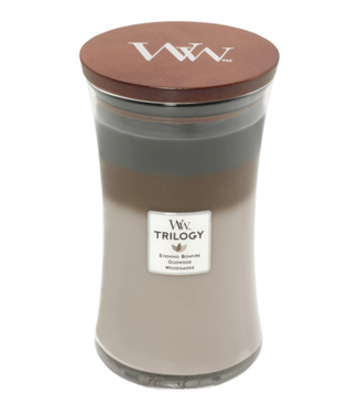 Woodwick Large Trilogy Candle