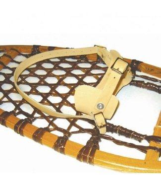 GV SNOWSHOES GV Snowshoes Traditional Leather Bindings