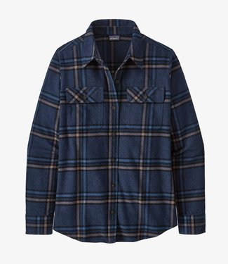 PATAGONIA Patagonia Women's Organic Cotton Fjord Flannel Shirt