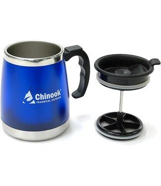 CHINOOK Chinook 16 Ounce Coffee Press Mug