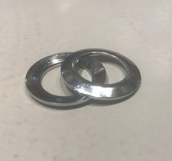 Toe Stop (Spring) Washer