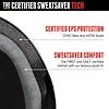 Triple8 Certified Sweatsaver - Carbon Rubber