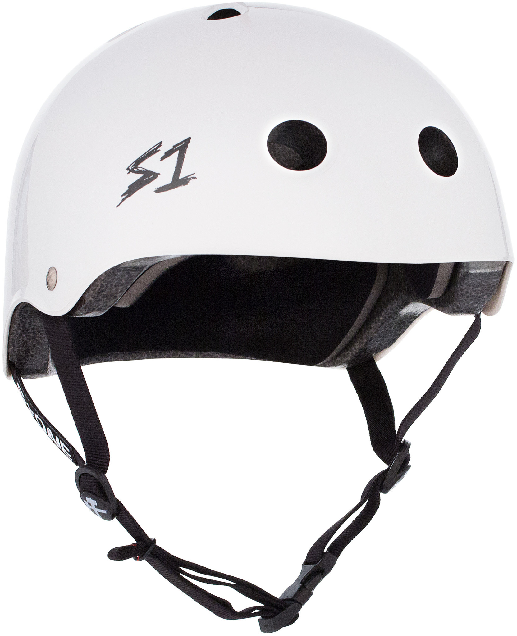 S-1 Lifer Helmet - White Gloss