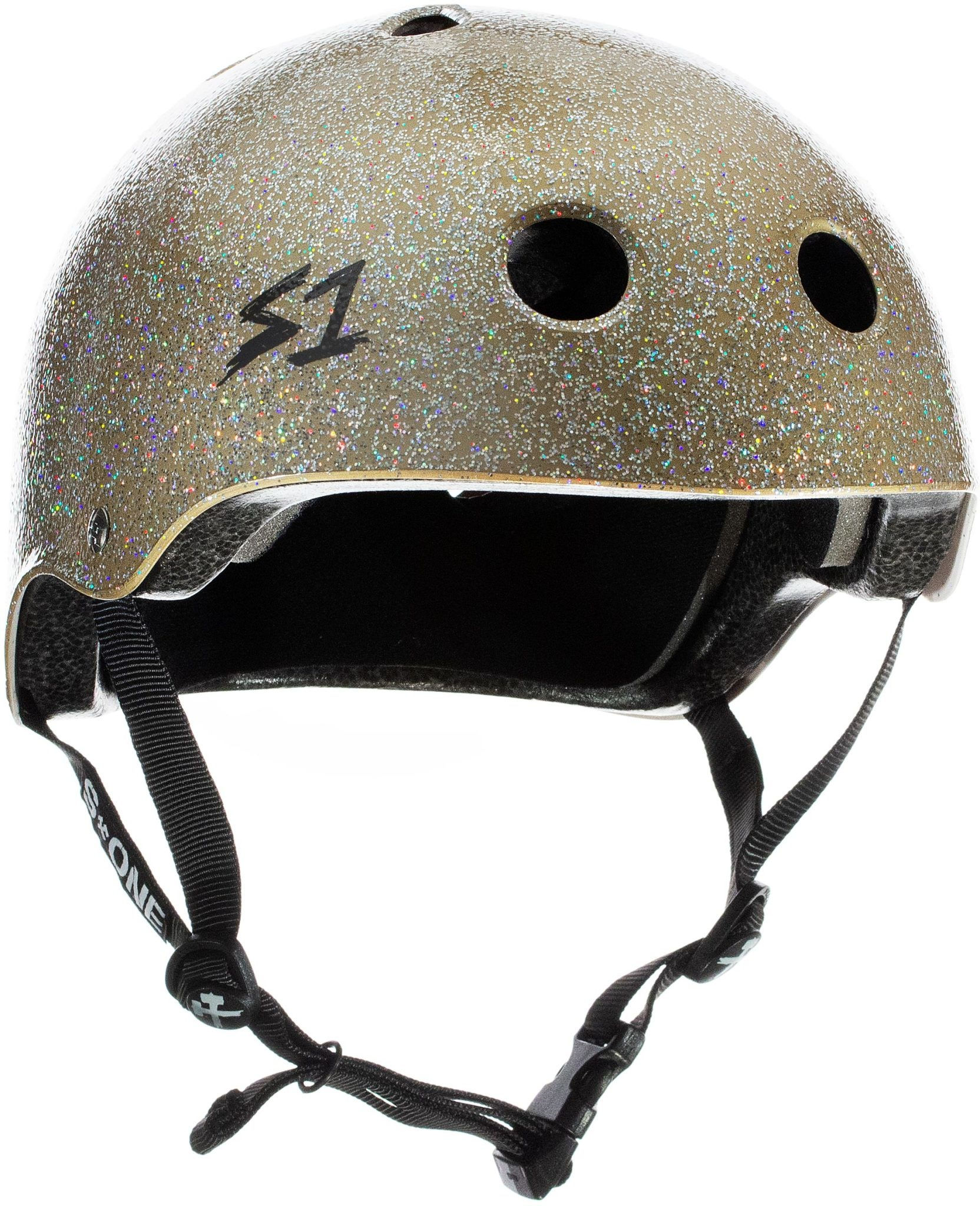 S-1 Lifer Helmet - Gold Glitter