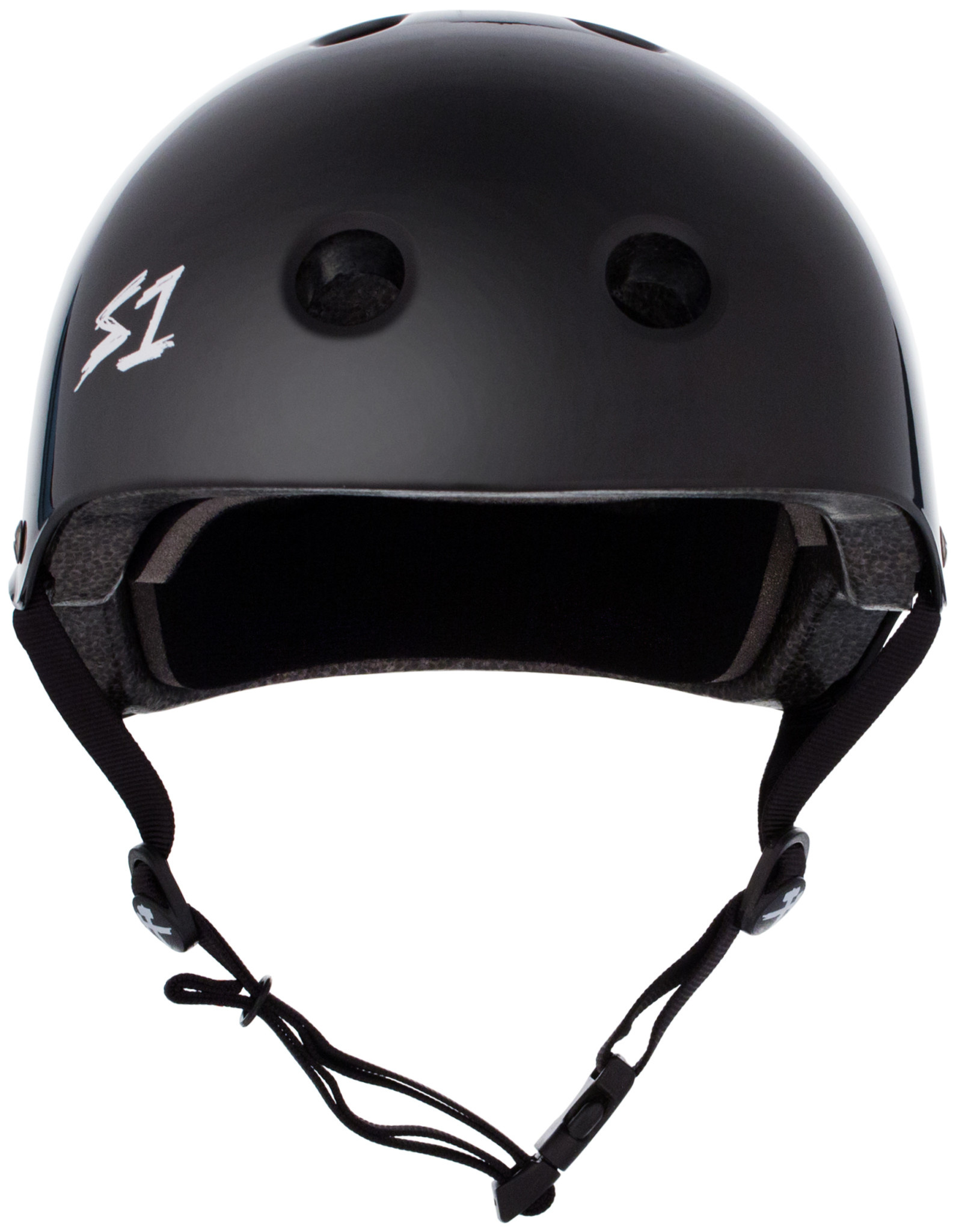 S-1 Lifer Helmet - Black Gloss