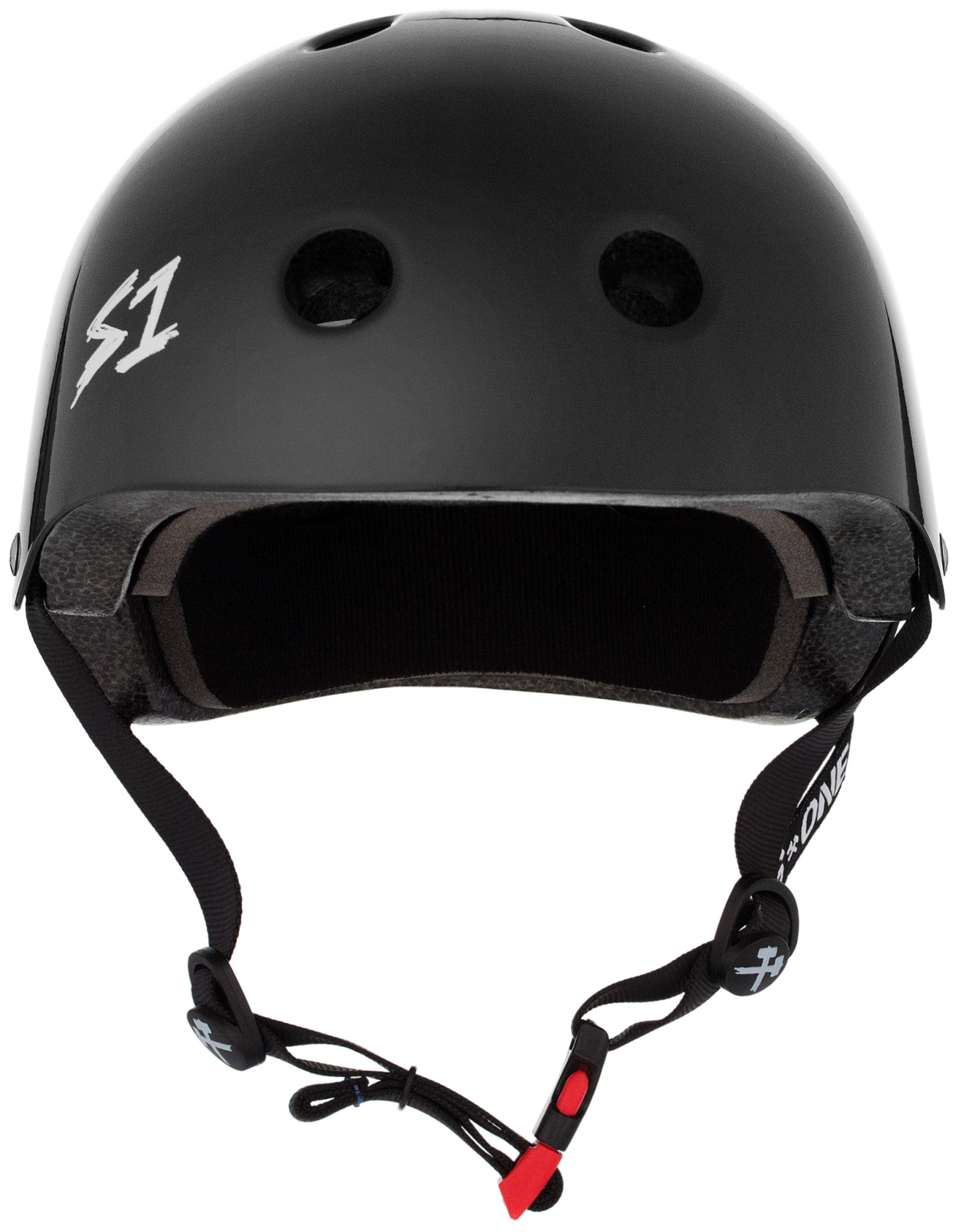 S-1 Mini Lifer Helmet - Black Gloss