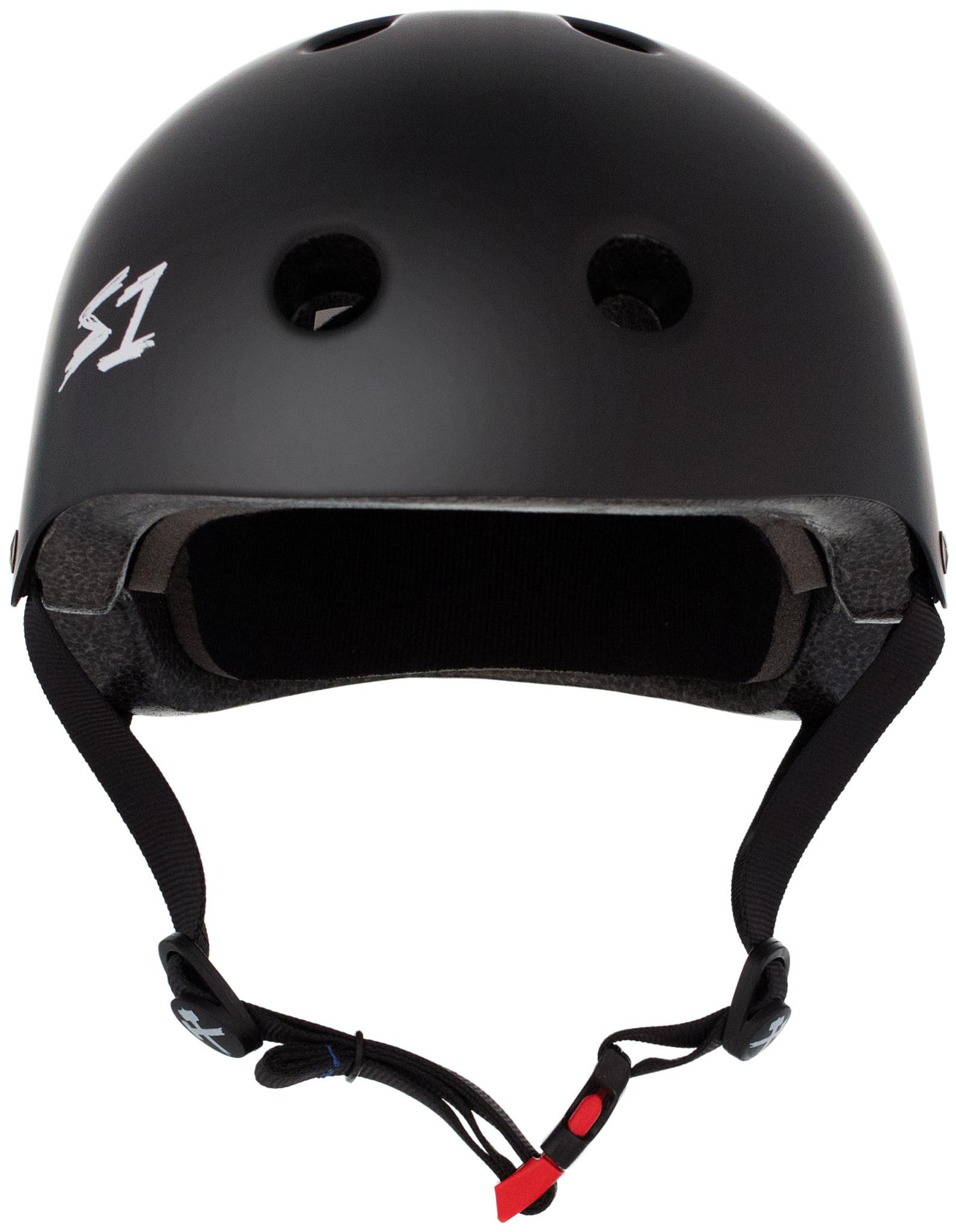 S-1 Mini Lifer Helmet - Black Matte