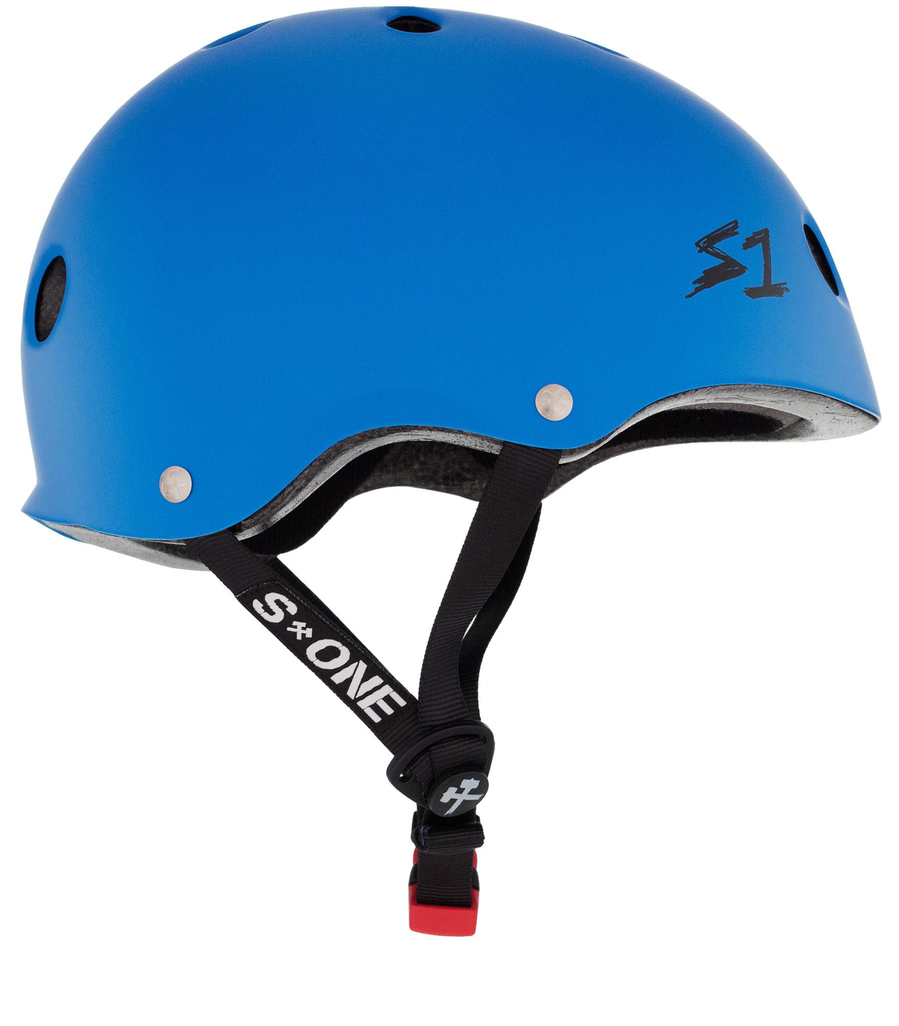 S-1 Mini Lifer Helmet - Cyan Matte