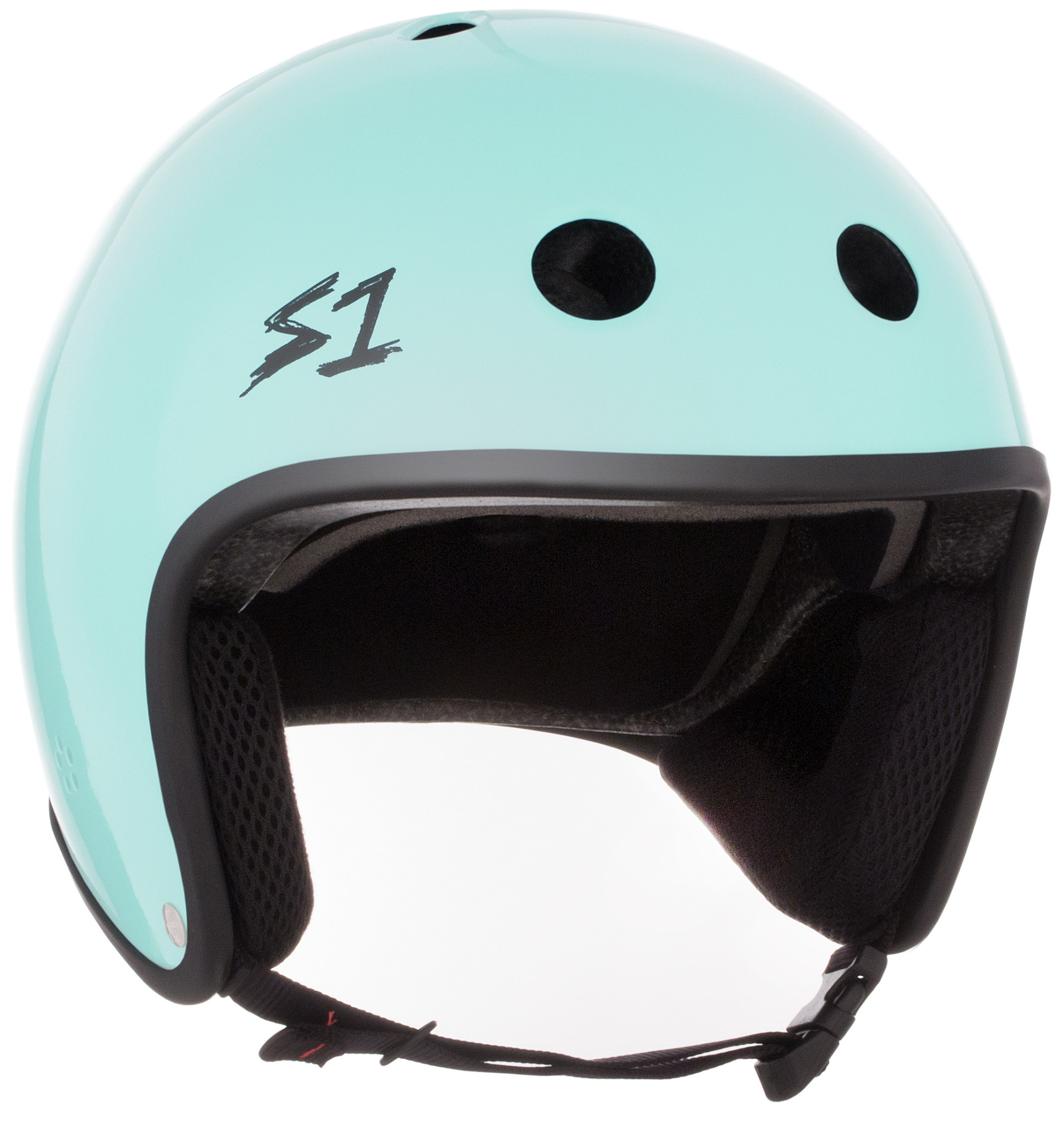 S-1 Retro Lifer Helmet - Lagoon Gloss